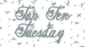 top ten tuesday 1