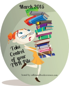March 2015 Take Control of your TBR pile